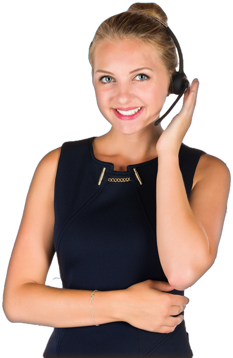 Hotline_Frau