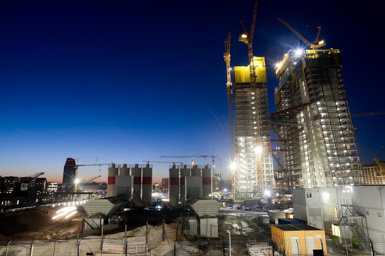 Baustellenbewachung hanau