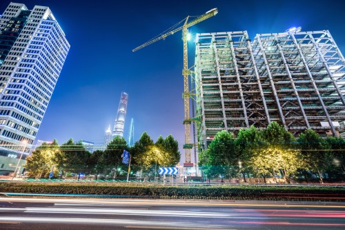 Baustellenbewachung - Bauen mit Sicherheit